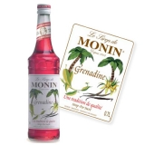 Monin Syrup - 70cl Grenadine