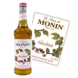 Monin Syrup - 70cl Hazelnut