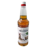 Monin Syrup - 1 Ltr Roasted Hazelnut (NEW Style Pump)