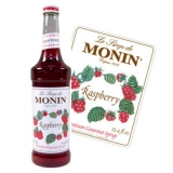 Monin Syrup - 70cl Raspberry