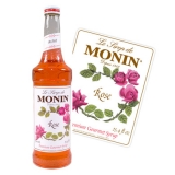 Monin Syrup - 70cl Rose