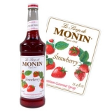 Monin Syrup - 70cl Strawberry