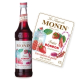 Monin Syrup - 70cl Strawberry Bonbon