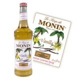Monin Syrup - 70cl Vanilla