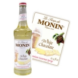 Monin Syrup - 70cl White Chocolate