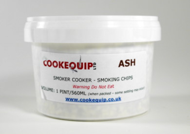 Ash Wood Chips (560ml)