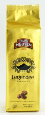 Legendee Ground Coffee 250g