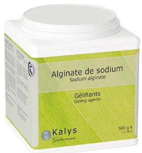 Kalys - Sodium Alginate 500g