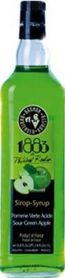 Routin 1883 Syrup - 1L Sour Green Apple