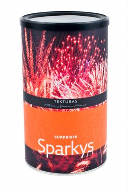 El Bulli Texturas - Sparkys Neutral (Popping Candy) Pop Rocks  - 210g