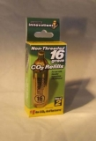 Innovations - 16g Non-Threaded CO2 Pack of 2