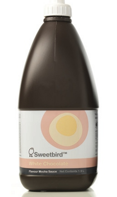 Sweetbird SAUCE - 1.9L White Chocolate