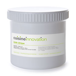 Cuisine Innovation - Citric Acid 400g