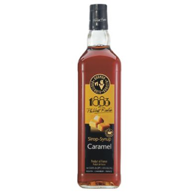 Routin 1883 Syrup - 1L Caramel
