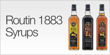 Routin 1883 Syrups