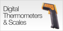 Molecular - Digital Thermometers & Scales