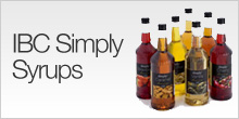 IBC Simply Syrups