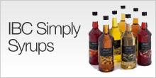 IBC Simply Syrups