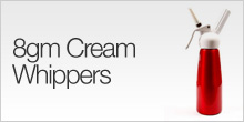 Cream Whippers - Home Use