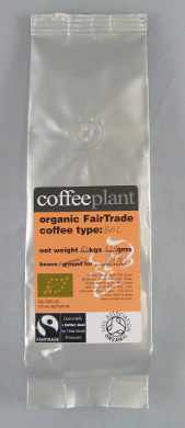 Bolivian Organic Fairtrade Coffee - Filter Ground (250g)
