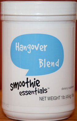 IBC Smoothie Essentials - Hangover Blend (OFFER half price - short dated 30-08-2013)