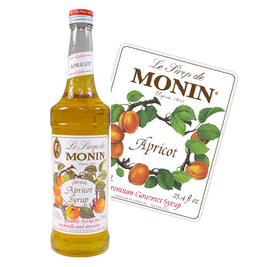 Monin Syrup - 70cl Apricot