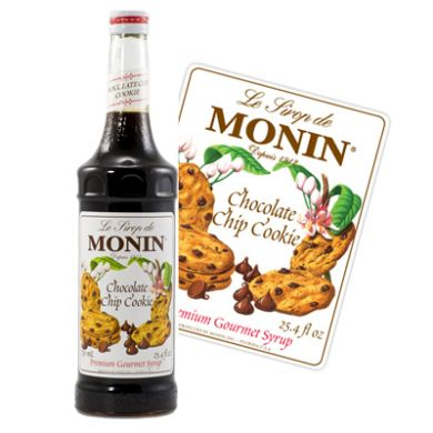 Monin Syrup - 70cl Chocolate Cookie