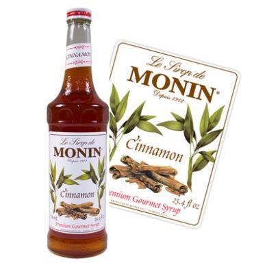 Monin Syrup - 70cl Cinnamon