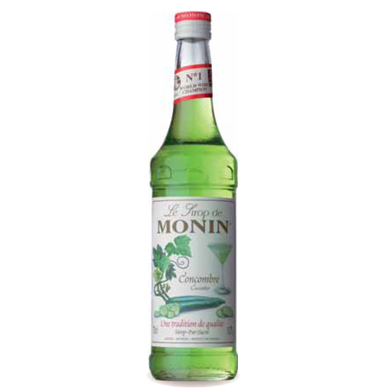 Monin Syrup - 70cl Cucumber