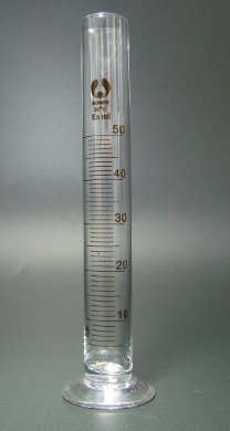 Academy - Glass Measuring Cylinder (50ml)
