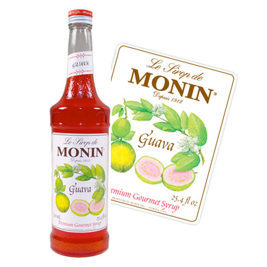 Monin Syrup - 70cl Guava