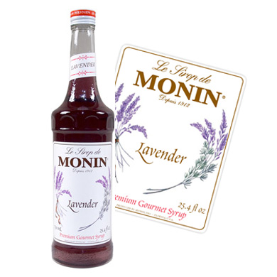 Monin Syrup - 70cl Lavender