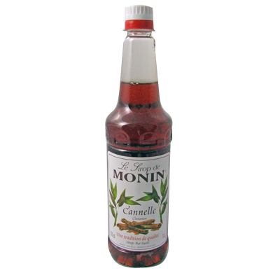 Monin Syrup - 1 Ltr Cinnamon