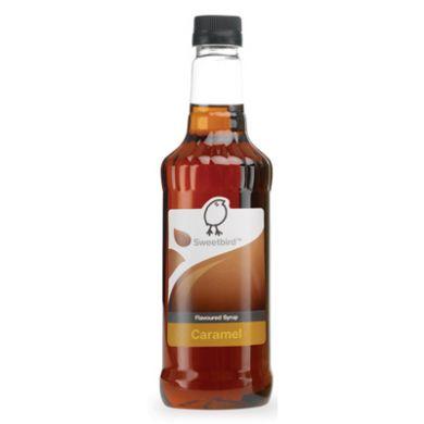 Sweetbird Syrup - 1L Caramel