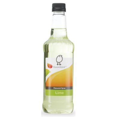 Sweetbird Syrup - 1L Lime