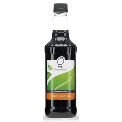 Sweetbird Syrup - 1L Peach Iced Tea