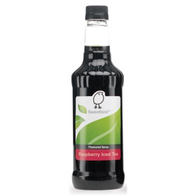 Sweetbird Syrup - 1L Raspberry Iced Tea