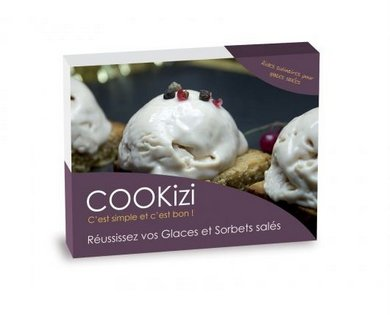 Kalys - COOKizi for Homemade Savoury Sorbets and Ice Creams