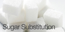 Sugar Substitution